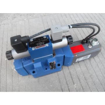 REXROTH 4WE 6 M6X/EW230N9K4 R900922375 Directional spool valves